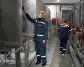В белорусском Солигорске коммунальщики заряжают воду классической музыкой