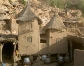 Дома из грязи — африканский подход