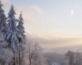 Полиция Норвегии просит не жаловаться на снег.