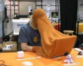 Компьютерный носок, гарантирующий приватность и защищающий от холода