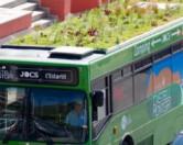 Phytokinetic добавляет «зеленый» оттенок общественному транспорту