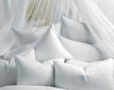 Как очистить подушки от пыли чтобы они были пышными, упругими и приятно пахли
