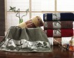 Полотенца являются виновниками распостранения бактерий в доме.