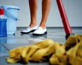 Уборщица по неосторожности вымыла произведение искусства
