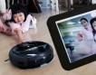 Новый концепт: пылесосит и снимает домашнее видео