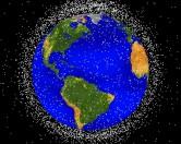 Уборкой космического мусора займутся роботы.