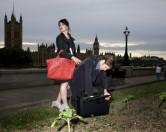 Эко-шпионы орудуют в Лондоне