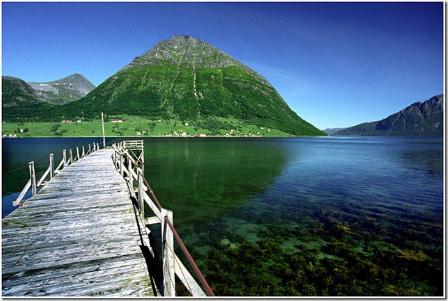 3. Норвегия