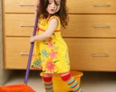 Как приучить ребенка к чистоте?
