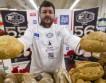 В Испании начали производства хлеба с добавлением золота